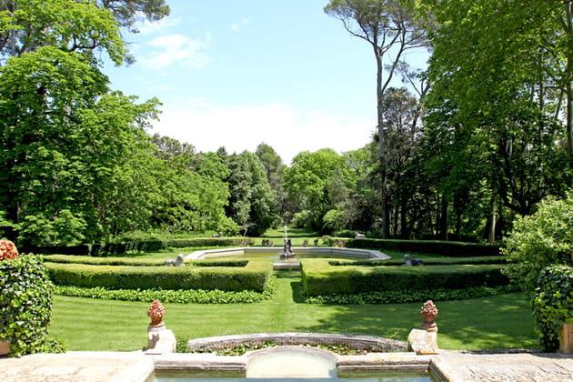 Un parc à la française
