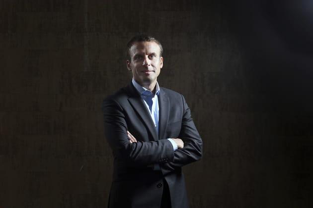 Homme politique de l'année: Emmanuel Macron