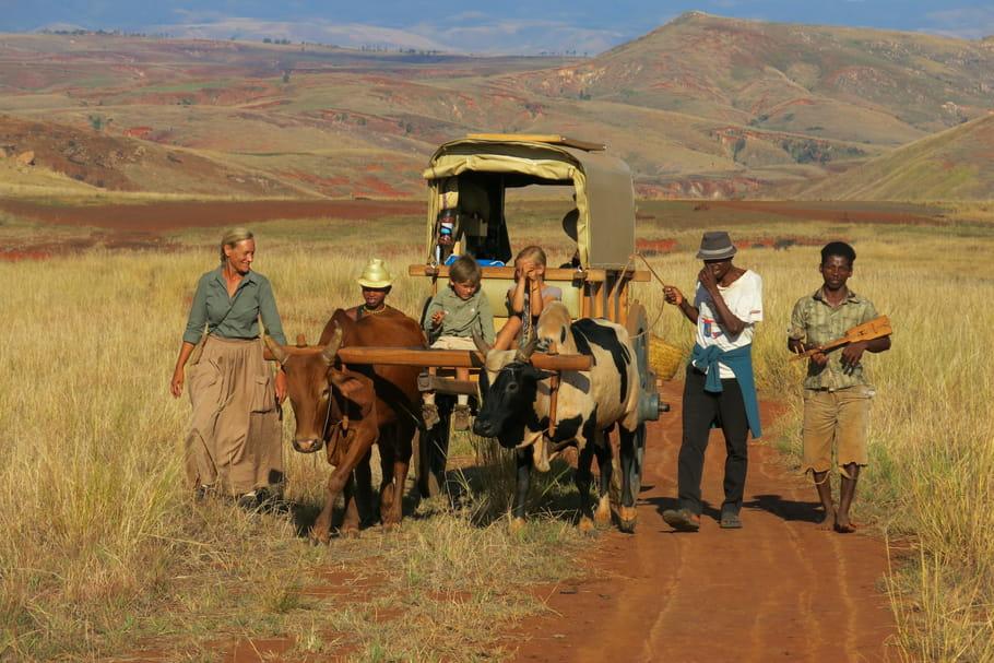 """""""En voyage à Madagascar, j'ai fait l'école à mes enfants"""""""