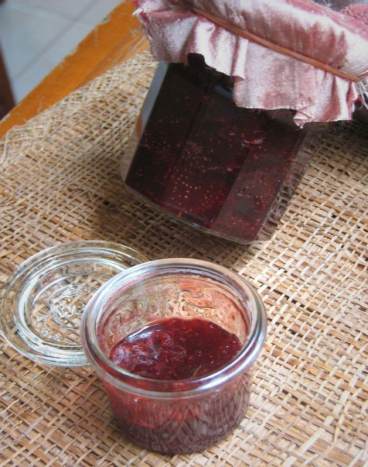 confiture de fraise vinaigre balsamique
