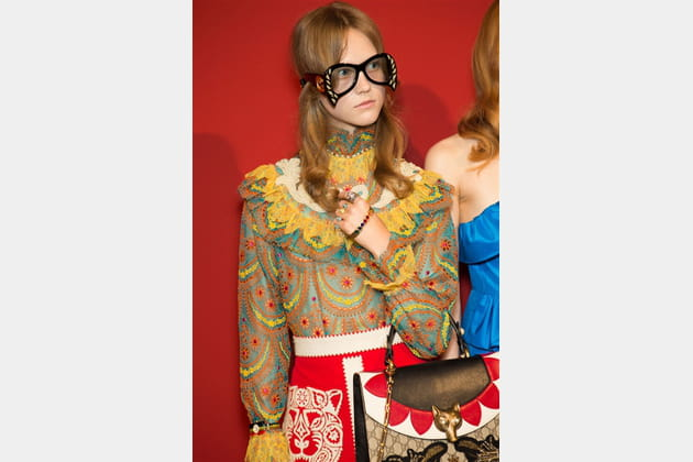 Gucci (Backstage) - photo 69