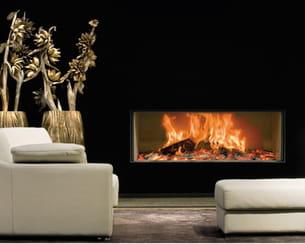 foyer à bois fermé heat pure 120 de kal-fire