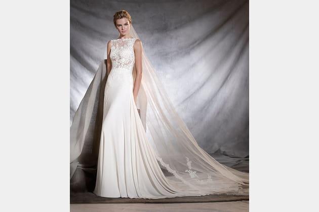 Robe de mariée Oseleta, Pronovias