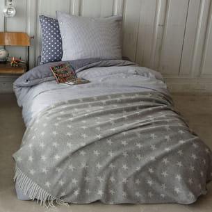 linge de lit chambray de cyrillus