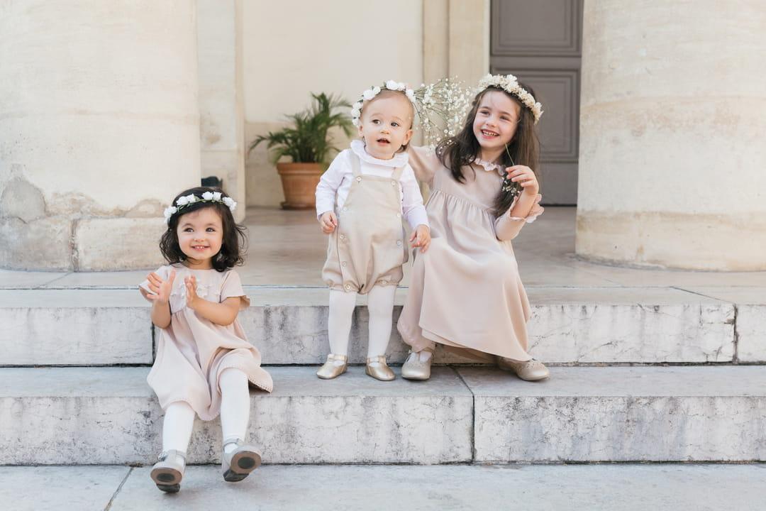 13c123f0d4ff4 Des tenues de cérémonie pour les enfants et les bébés