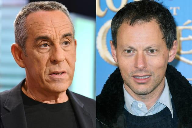 Thierry Ardisson et Marc-Olivier Fogiel: guerre intestine