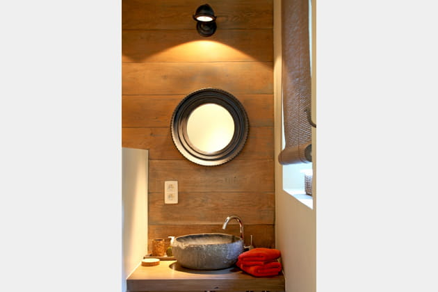 Salle de bains actuelle