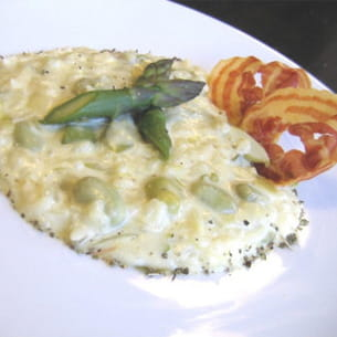 le risotto aux légumes