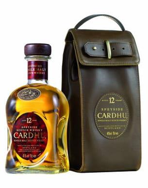 whisky cardhu 12 ans d'âge