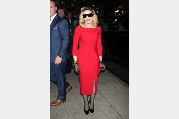 Madonna le 26septembre 2017