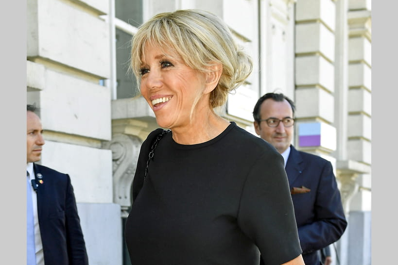Les looks beauté de Brigitte Macron