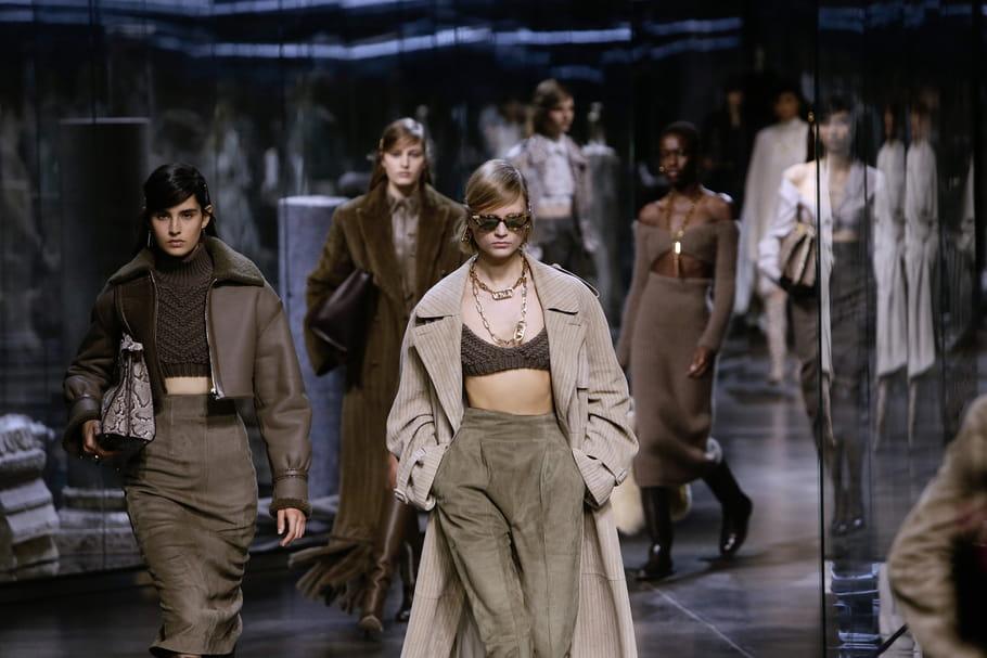 Fashion week 2021: Fendi et Prada font du bruit à Milan