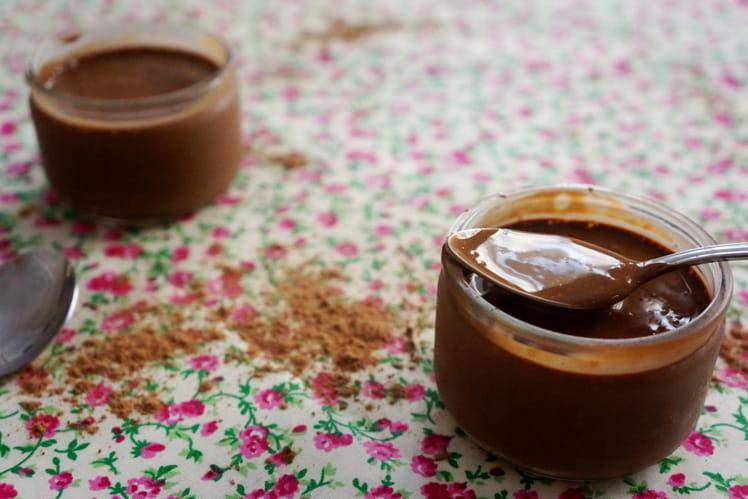 Crème dessert façon Danette au chocolat