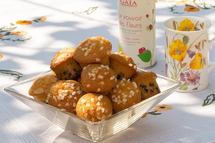 Muffins mignardises amandes coco