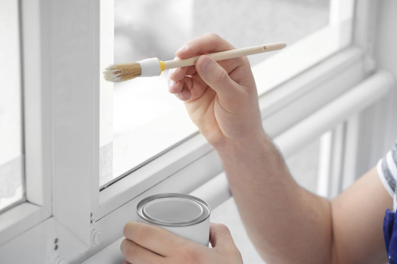 Comment peindre une fenêtre?