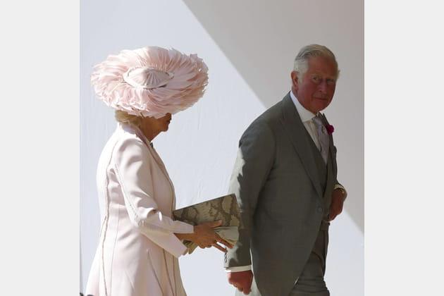 Le prince Charles et Camilla Parker-Bowles arrivent