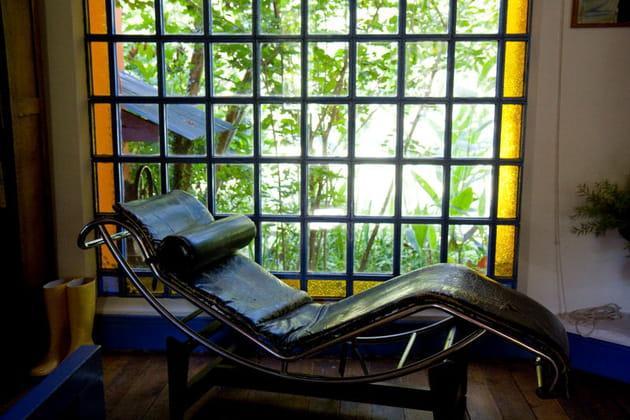 Espace lecture ou détente