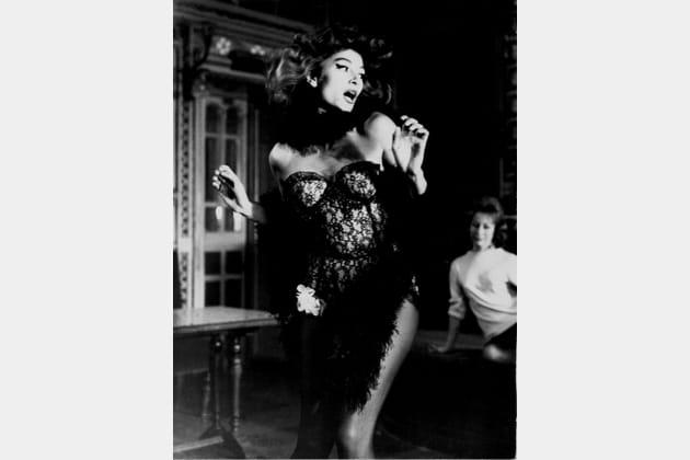 """Anouk Aimée 1960-  """"Lola"""" de J. Demy"""