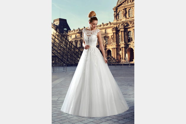 Robe de mariée Playelle, Pronuptia