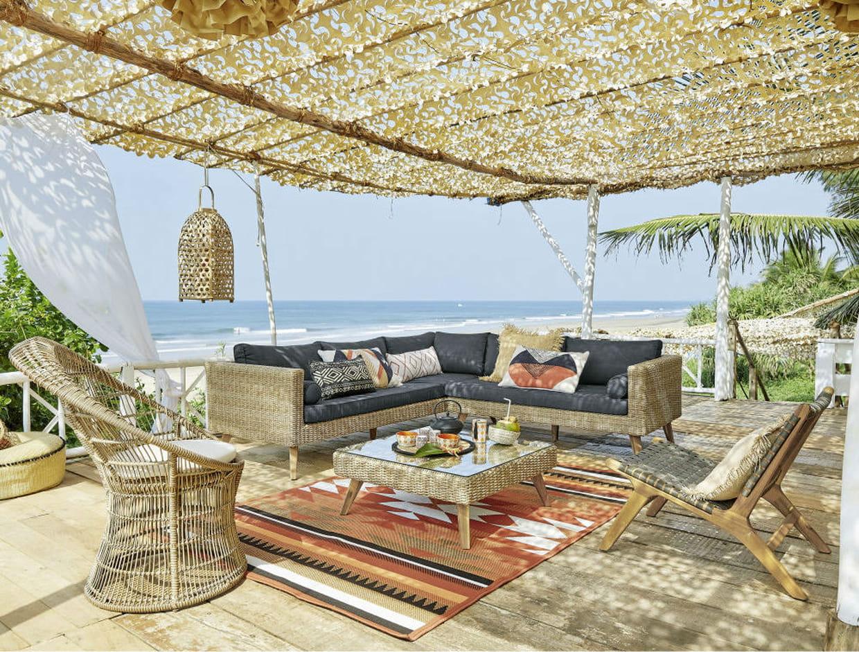 Canape Chien Maison Du Monde salon de jardin féroé maisons du monde