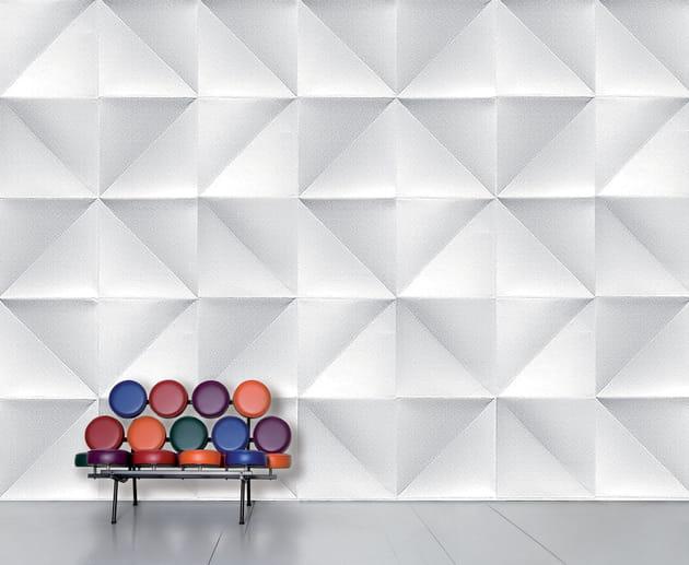 Papier peint WallpaperLab Floating par Les Graphiquants chez Made in design