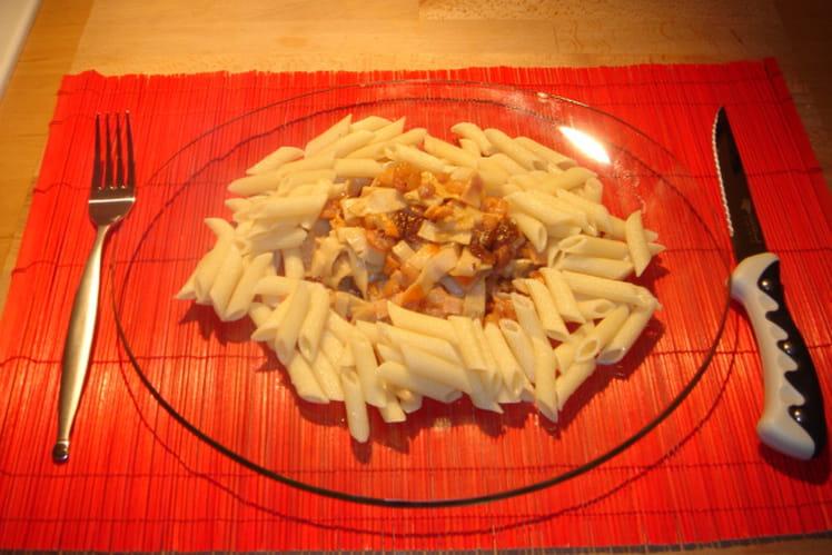 Crevettes et surimi au vermouth