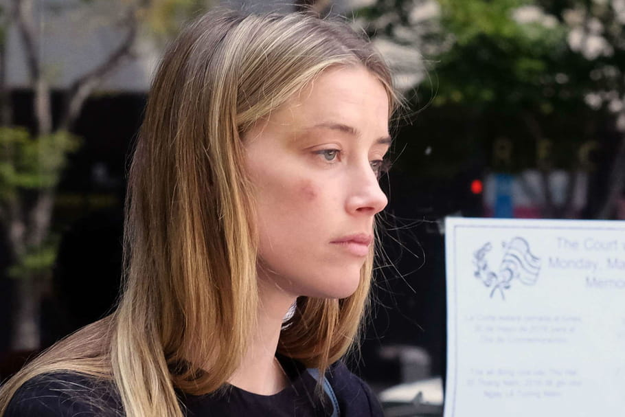 Amber Heard, victime de la violence... des médias