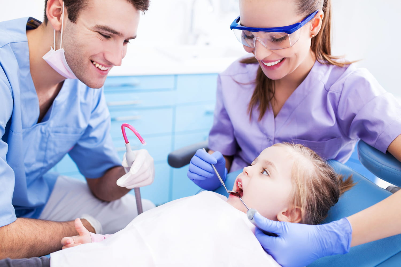 Une consultation chez le dentiste gratuite pour les enfants de 3ans