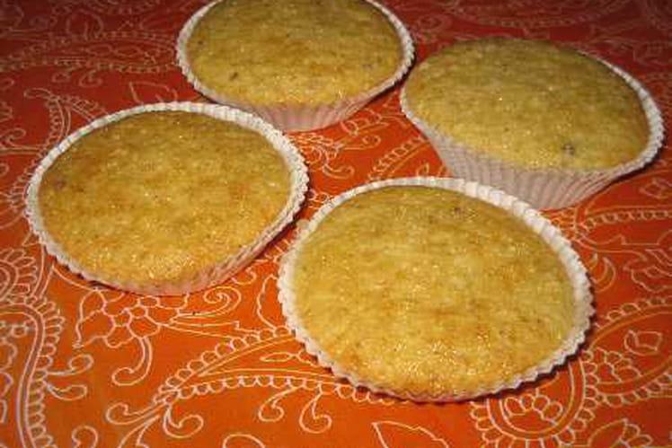 Muffins à la cardamome