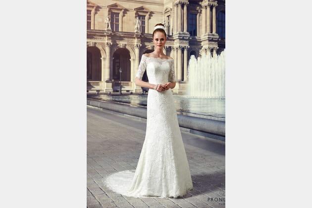 Robe de mariée Edisson, Pronuptia