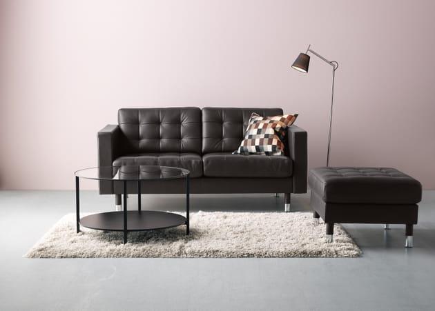 Canapé Landskrona design Chesterfield d'IKEA
