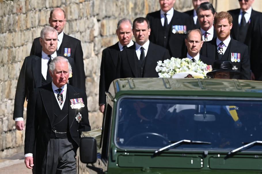 Funérailles du Prince Philip: la Reine, 30invités et beaucoup d'émotion