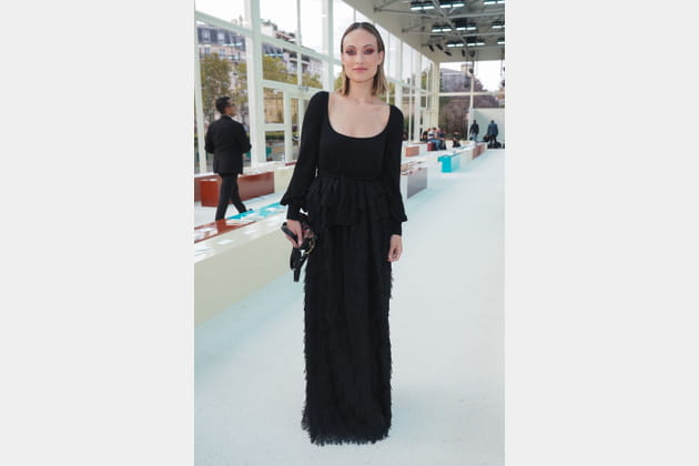 Olivia Wilde au défilé Valentino
