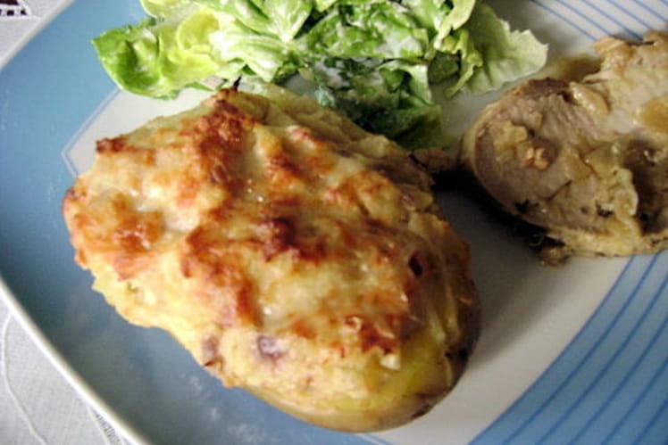 Pommes de terre surprise