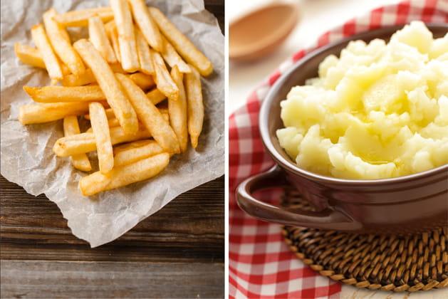Frites ou purée?
