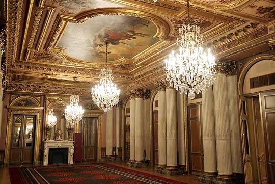 Le salon Napoléon