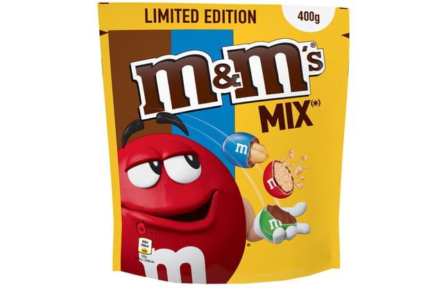 Les M&M's mix de M&M's