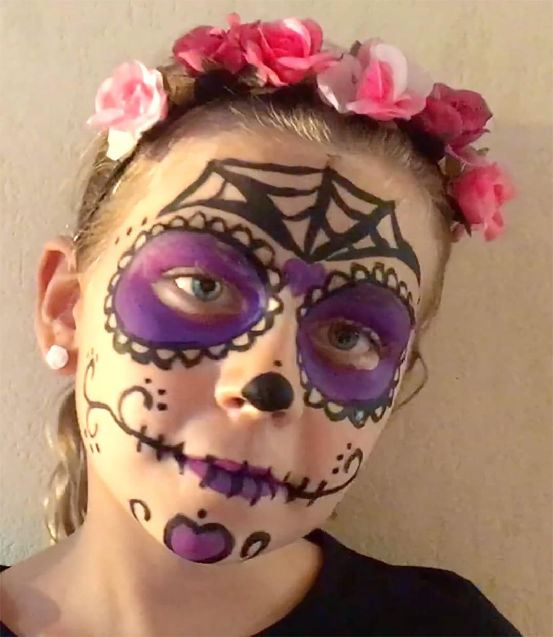 Comment Maquiller Mon Enfant Pour Halloween