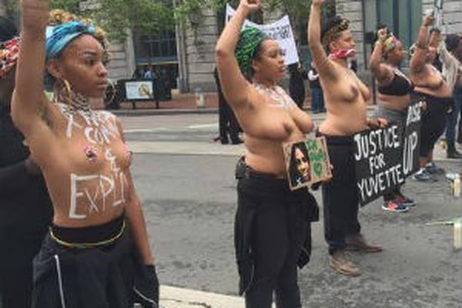 #SayHerName: les femmes noires aussi, subissent les bavures de la police