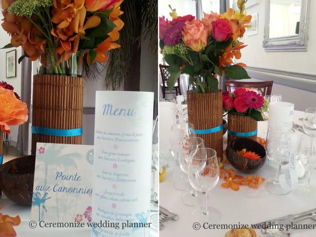 Les menus photophores par Ceremonize