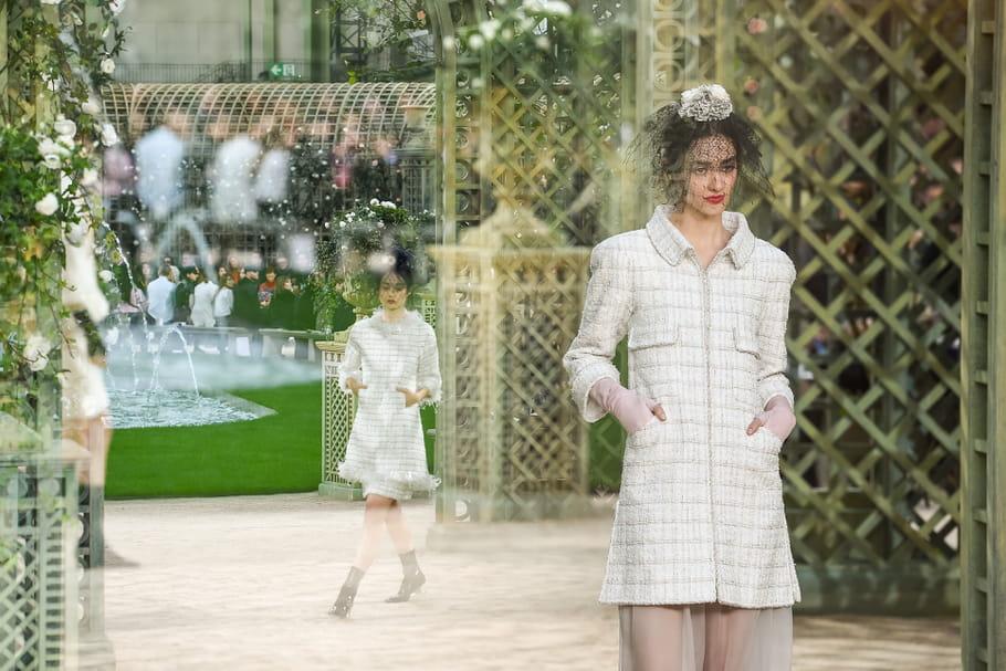 Dans le jardin secret de Chanel