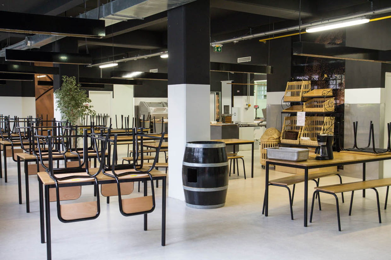 Un lieu convivial for Cuisine mode d emploi