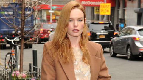 Le look people du jour : Kate Bosworth