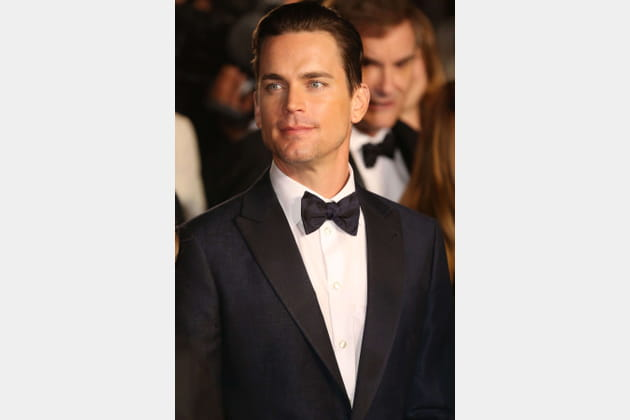 "Matt Bomer, ""magic"", sexy et ""nice"" guy"