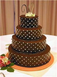 le chocolat est généralement associé à des aliments sucrés et gras.