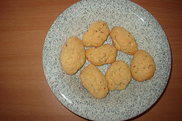 Biscuits à l'anis