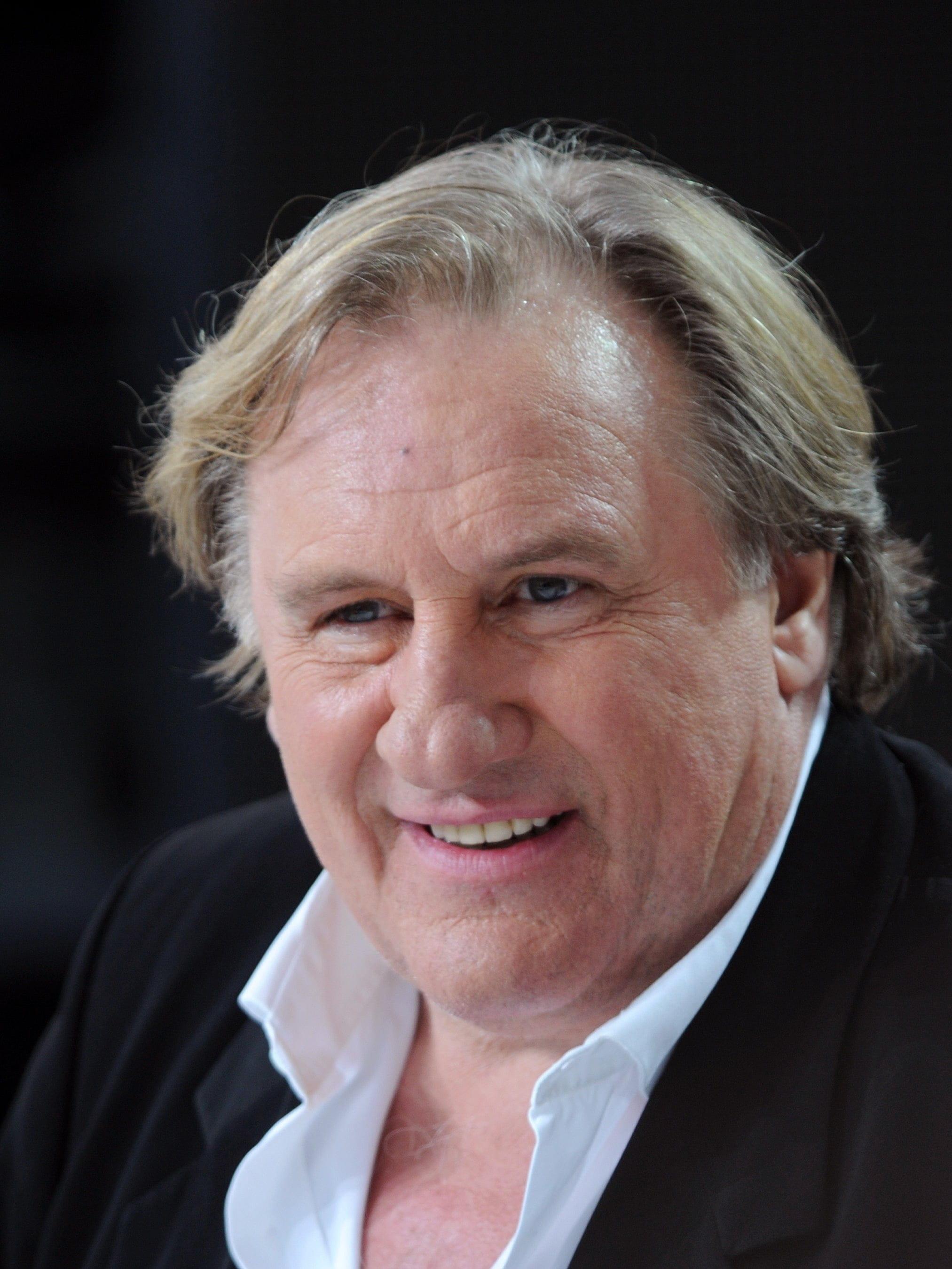Joyeux Anniversaire Gerard Depardieu