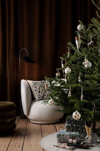 30boules de Noël originales pour un sapin unique en son genre