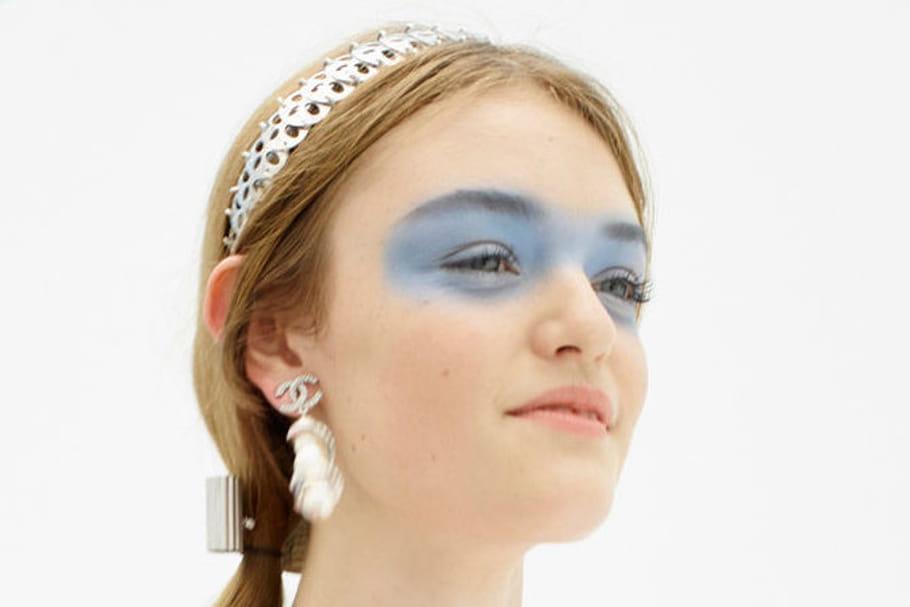 Chanel : maquillage futuriste et aérien