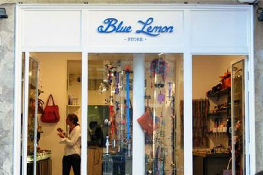 Ouverture de la boutique Blue Lemon Store à Paris